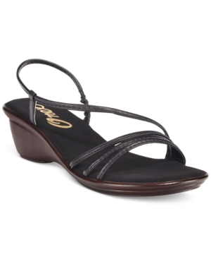 Onex Brady Wedge Sandals Women's Shoes