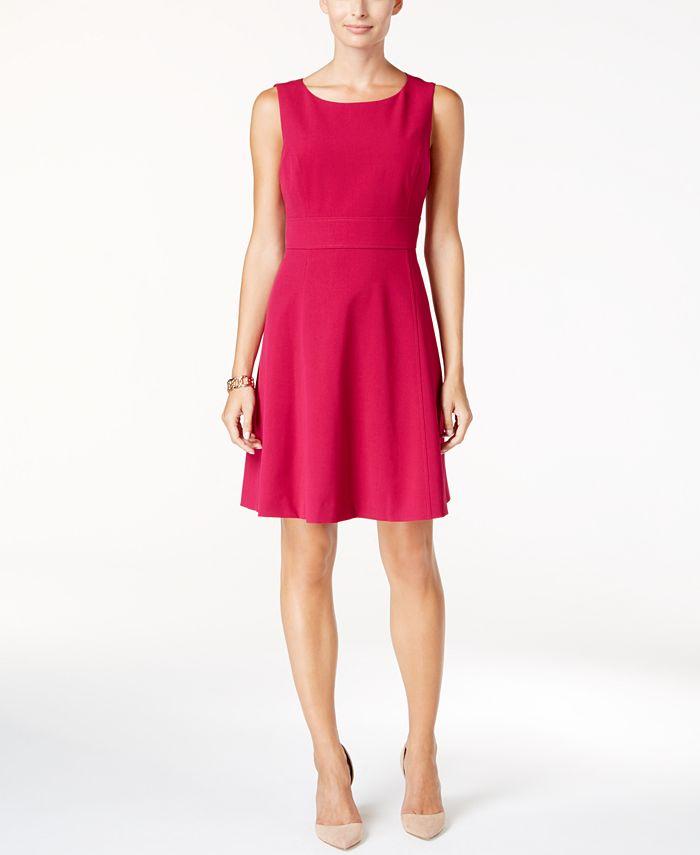 Nine West - Fit & Flare Dress