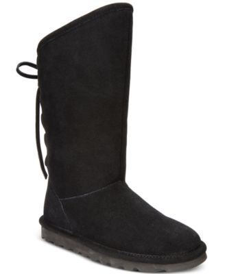 Phylly Lace-Up Cold-Weather Boots