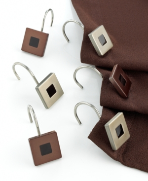 "Avanti ""Precision"" Shower Curtain Hooks"