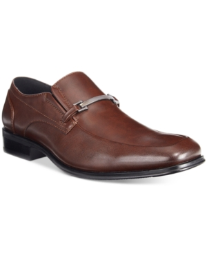 Alfani Men's Nate Moc-Toe Slip-On Loafers, Only at Macy's Men's Shoes