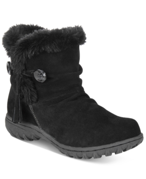 Khombu Women's Isabella Cold-Weather Booties Women's Shoes