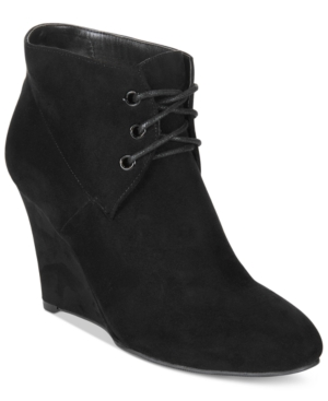 6d919c610d2 ... UPC 706256308265 product image for Thalia Sodi Noa Wedge Booties