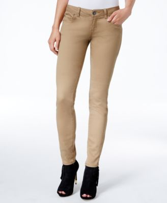Image of Celebrity Pink Juniors' Jayden Colored Skinny Jeans