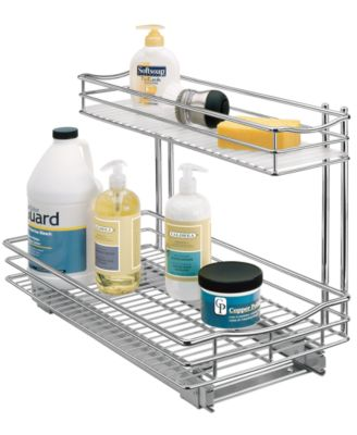 Lynk Metal Roll Out Undersink Drawer