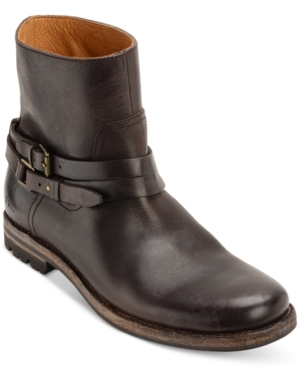 Polo Ralph Lauren Men's Mersey Pull-On Boots Men's Shoes