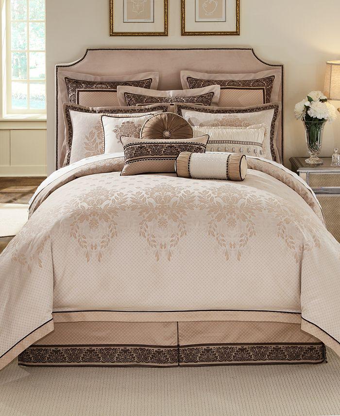 Waterford - Astor Reversible Queen Comforter Set
