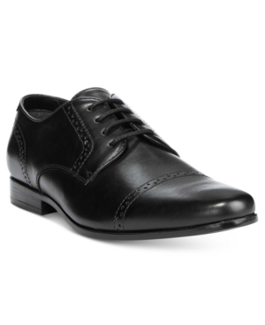 Guess Men's Gentry Cap-Toe Oxfords Men's Shoes