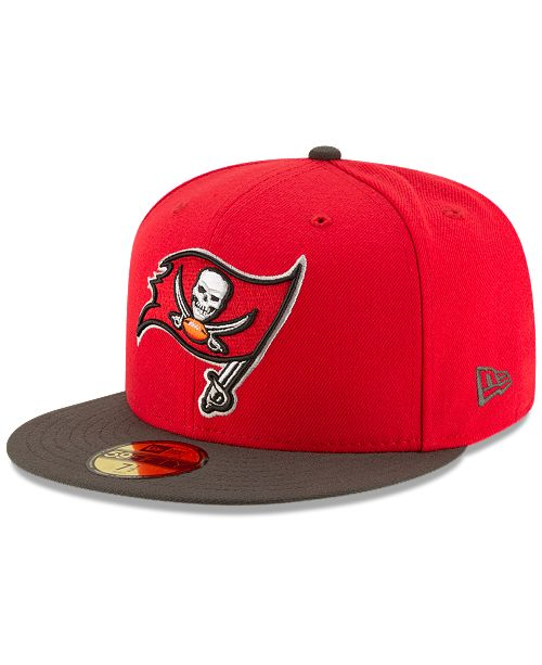 New Era Tampa Bay Buccaneers Team Basic 59fifty Fitted Cap Reviews Sports Fan Shop By Lids Men Macy S