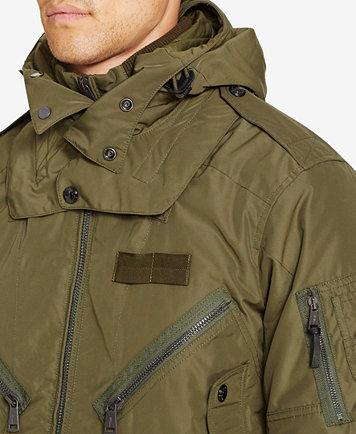 Polo Ralph Lauren Men's Flight Bomber Jacket - Coats & Jackets ...