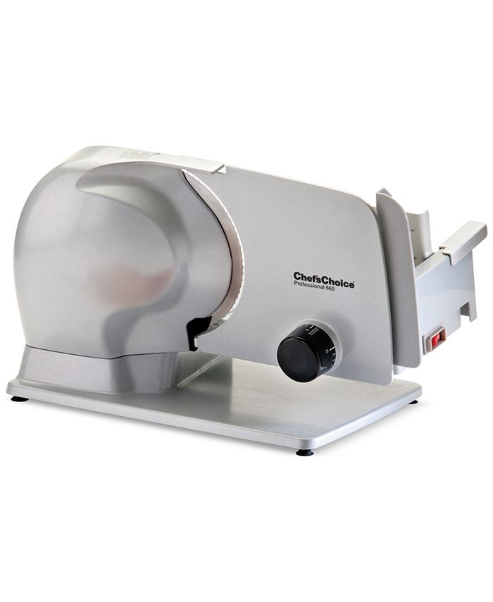 Chef'sChoice® - M665 Professional Electric Food Slicer