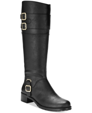 Bella Vita Adriann Ii Plus Wide Calf Tall Boots Women's Shoes