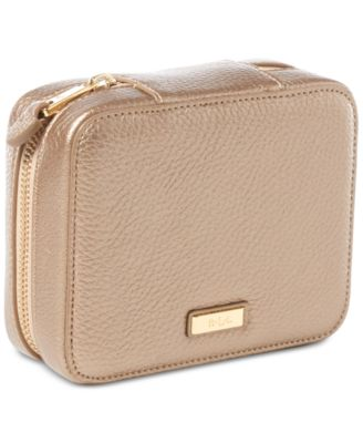 Lauren Ralph Lauren Carlisle Jewelry Case Handbags Accessories