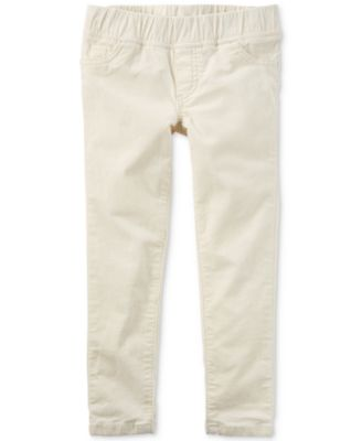 Carter's Corduroy Pants, Toddler Girls (2T-4T) - Leggings & Pants ...