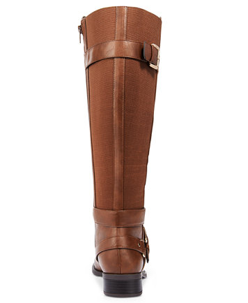 Thalia Sodi Vada Tall Wide-Calf Wide-Width Riding Boots, Only at ...