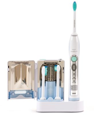 Sonicare HX6932 Electric Toothbrush, FlexCare with UV Sanitizer