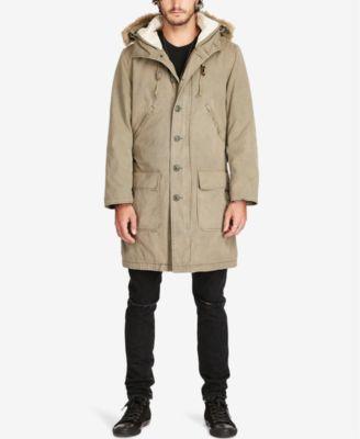 Denim & Supply Ralph Lauren Men's Military Parka - Coats & Jackets ...