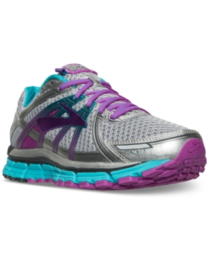 Brooks Women's Adrenaline 17 Running Sneakers from Finish Line