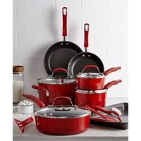 Deals on Rachael Ray 14-pc. Nonstick Cookware Set
