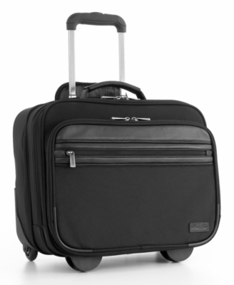 Kenneth Cole New York Laptop Case, Stanford Nylon Wheeled Portfolio
