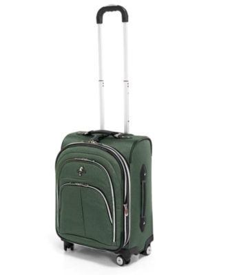 Atlantic Odyssey 8-Wheel Carry-On Expandable Spinner Upright, 21""