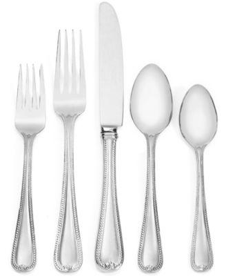 Lenox 18/10 Flatware, Vintage Jewel 5 Piece Place Setting
