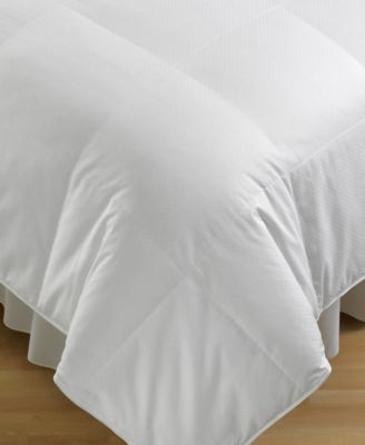 CLOSEOUT! Charter Club Level 3 Damask Dot Full/Queen Down Comforter