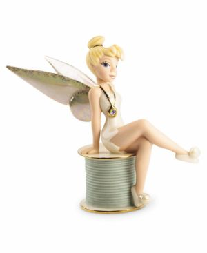 Closeout! Lenox Collectible Disney Figurine, Tinker Bell Pixie Perfection