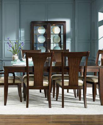 Metropolitan Dining Chair, Splat Back Side Chair