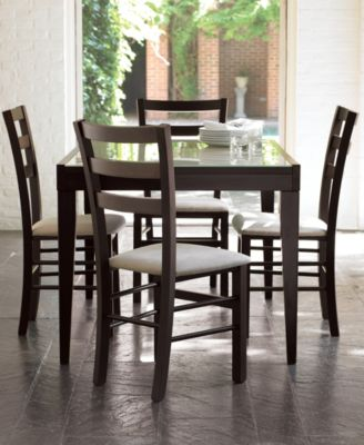 Café Latte Dining Room Sets Furniture Macys - Macys dining room sets