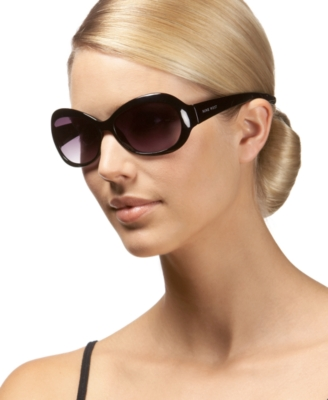 Nine West Round Sunglasses