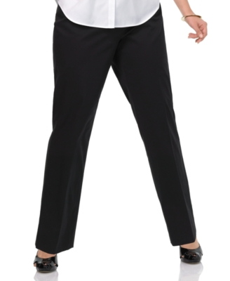 Jones New York Signature Plus Size Pants