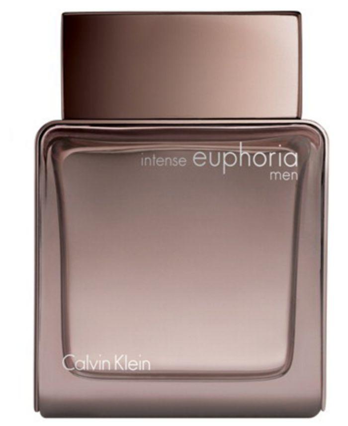 Calvin Klein - Euphoria Men Intense Eau de Toilette Spray, 3.4 oz