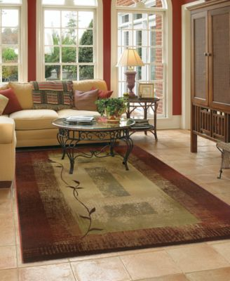 Area Rug, Generations 544X Shadow Vine 5'3