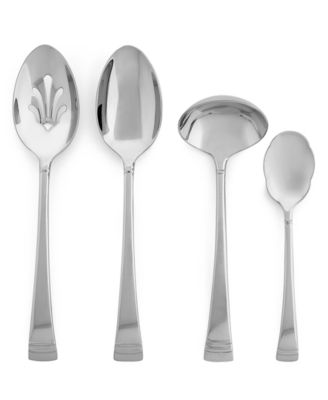 Lenox Federal Platinum 4-Piece Hostess Set