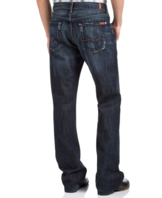 7 For All Mankind Montana Relaxed Straight Leg Jeans, Montana Wash ...