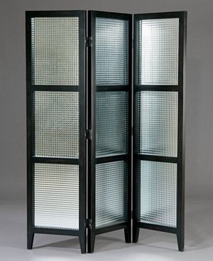 Waterfall Glass Room Divider $799.00 Local or Online Store