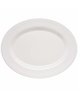 Lenox Dinnerware, Tin Can Alley Oval Platter