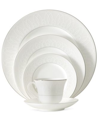 Waterford Ballet Icing Pearl 5-Piece Place Setting