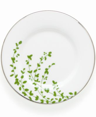kate spade new york gardner street green saucer