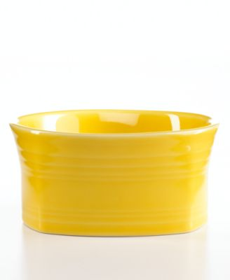 Fiesta Sunflower Square Cereal Bowl