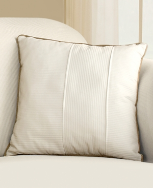 "Sure Fit Slipcovers, Classic Neutrals 18"" Decorative Pillow Bedding"