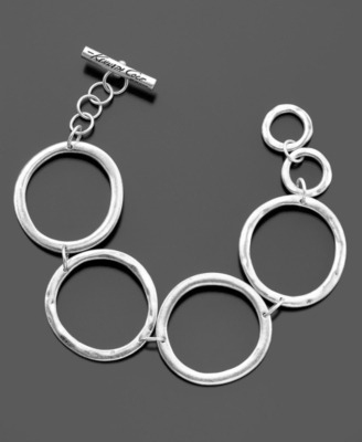 Kenneth Cole New York Circle Toggle Bracelet