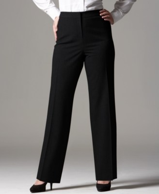 Style&co. Plus Size Pants, Tummy Control