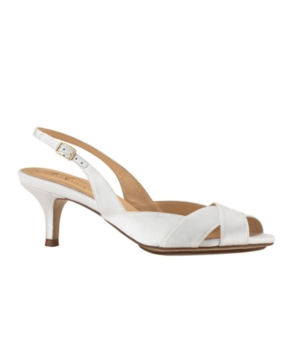 "Cole Haan ""Ceci Air Low Sling"" Women's Shoes - Heels"