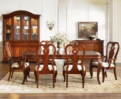 Bordeaux Dining Room Furniture Collection