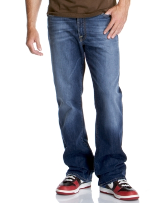 Lucky Brand Jeans Straight Leg Jeans, Ashbury 181 Ol Regatta Fit