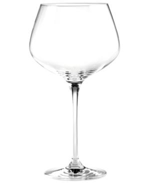 Wine Enthusiast Wine Glasses, Set of 4 Fusion Infinity Pinot Noir