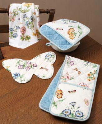 Lenox Butterfly Meadow Kitchen Towel