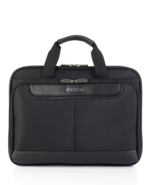 Delsey Briefcase, Helium Slim Checkpoint Friendly